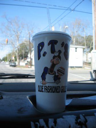 PT cup
