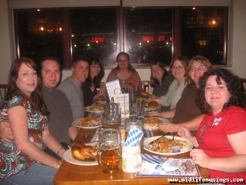 folks at hofbrauhaus