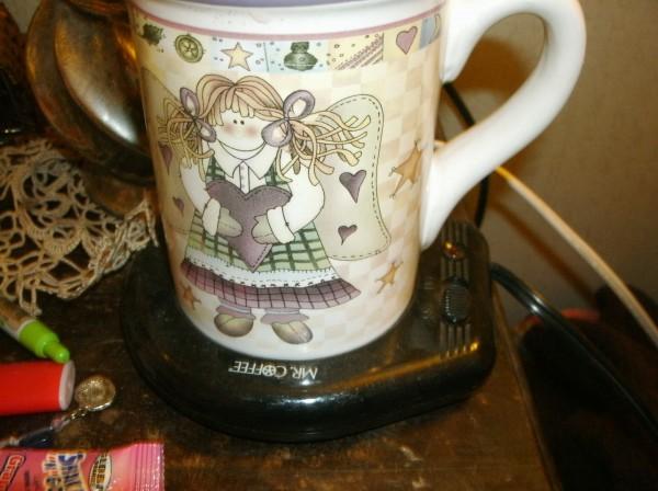 inaugural tea