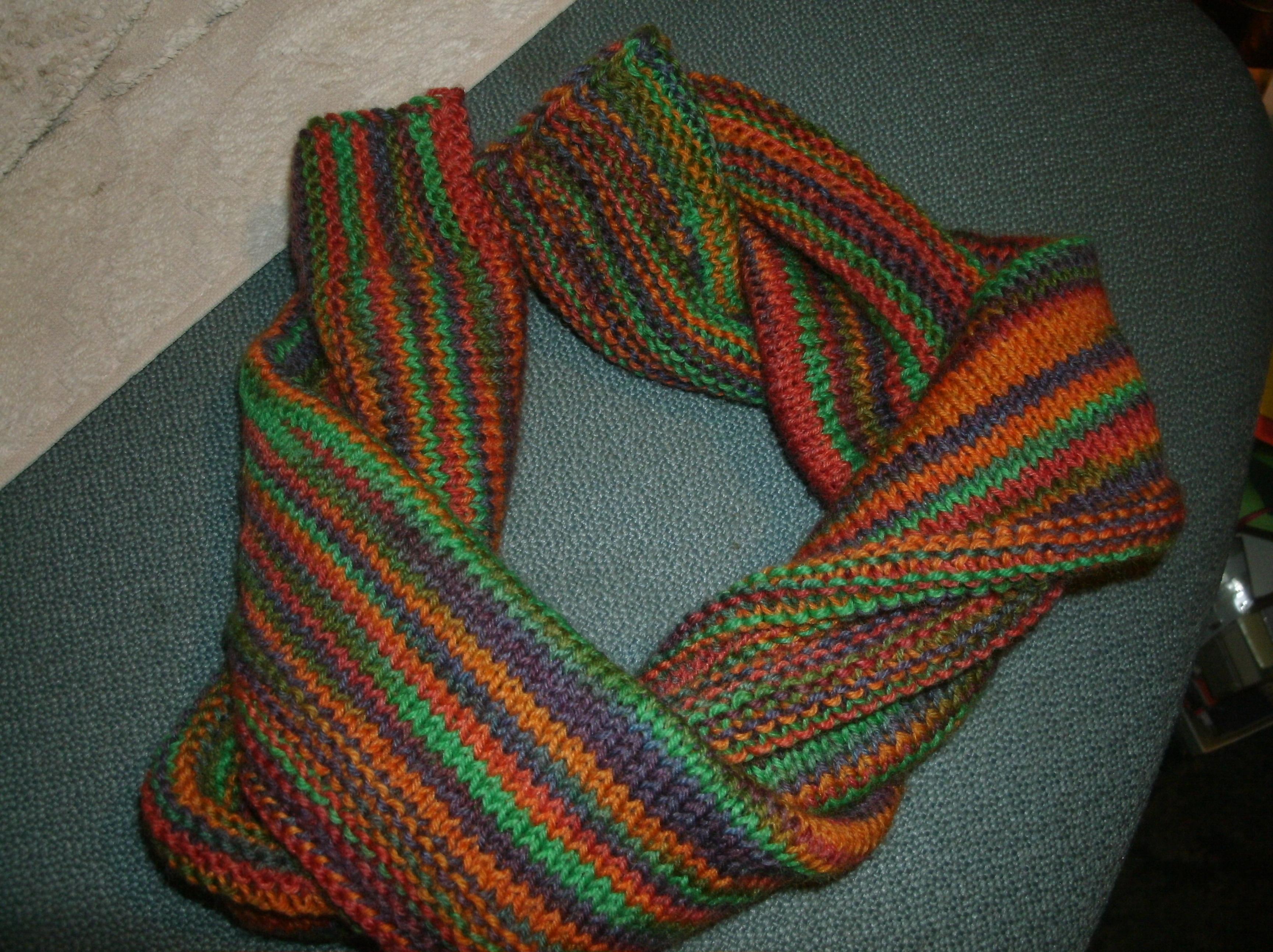 Babyman scarf