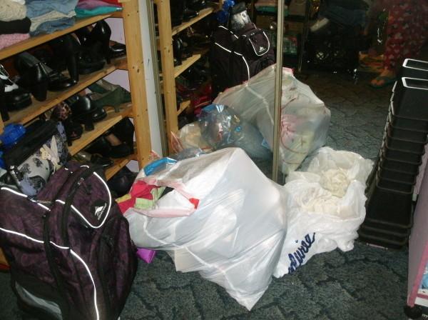 closet front
