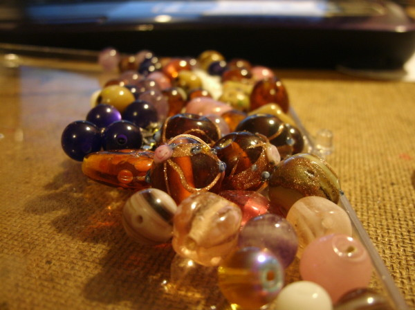 my japa mala beads